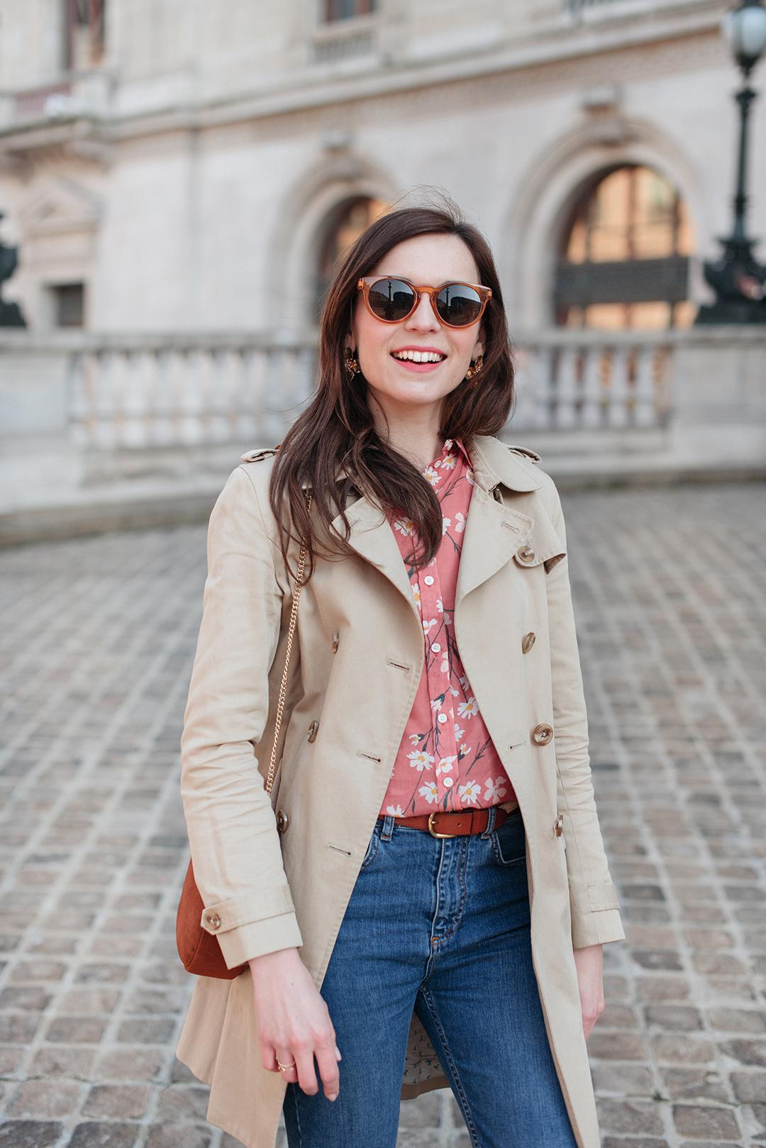 Blog-mode-And-The-City-Lifestyle-Looks-Chemisier-Fleurs-Palais-Garnier-8