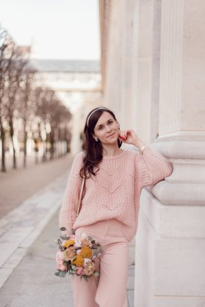 Le total look rose bonbon ♡ - Daphné Moreau - Mode and The City