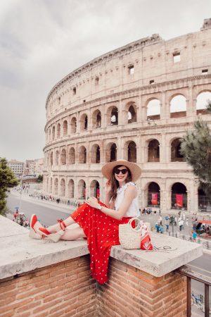 Que faire à Rome en 3 jours? - Daphné Moreau - Mode and The City