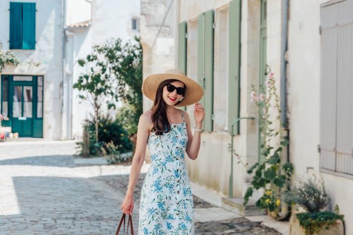 Ile-de-Re-vacances-robe-asos