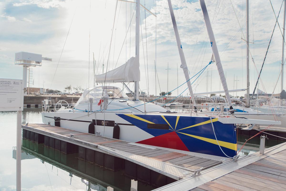 Maif-navigation-Accompagnee-La-Rochelle-bateau