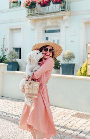La robe parfaite pour les soirées d'été - Daphné Moreau - Mode and The City