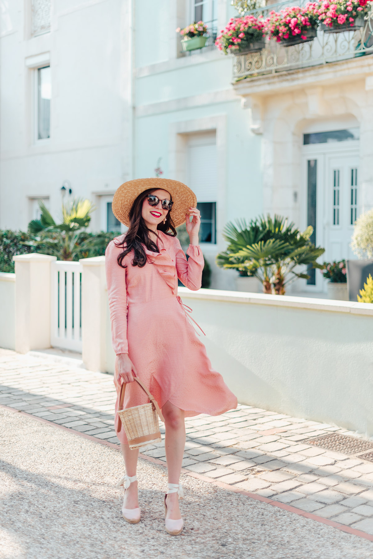 mode-and-the-city-la-rochelle-look-ete-robe-rose-castaner-5