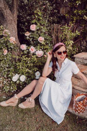 Porter du blanc même avec la peau claire - Daphné Moreau - Mode and The City