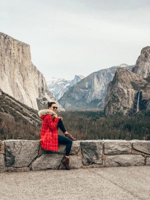 Roadtrip USA : Sequoia et Yosemite - Daphné Moreau - Mode and The City