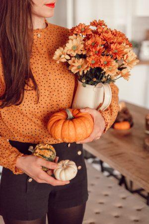 Mes 5 astuces pour décorer votre intérieur pour l'automne - Daphné Moreau - Mode and The City