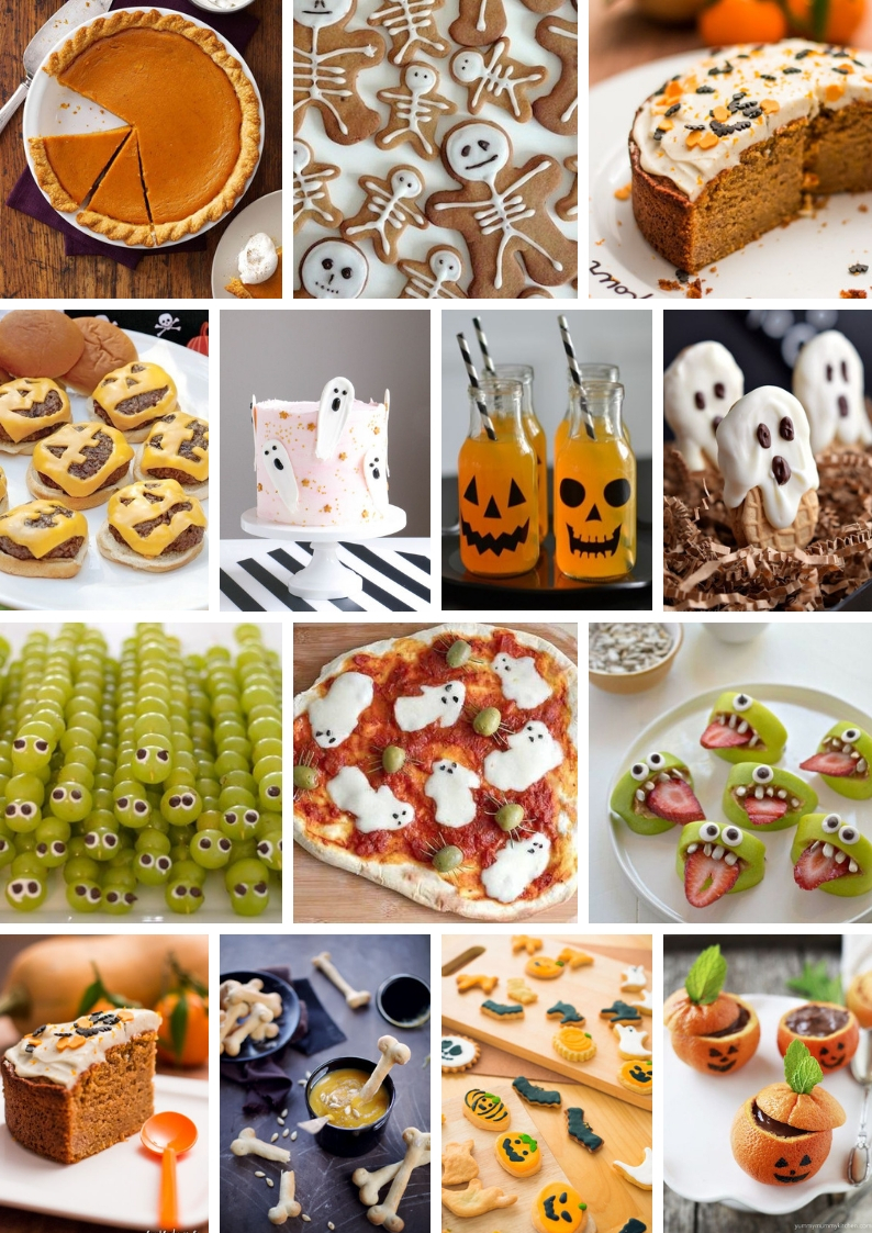 Moodboard-Halloween-Food