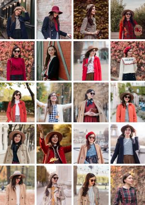 20 idées de tenues d'automne - Daphné Moreau - Mode and The City