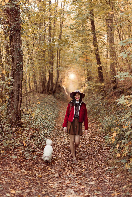 Shooting-foret-automne-veste-sherpa-levis_5739