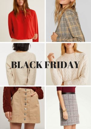 Black Friday : mes sélections et codes promos - Daphné Moreau - Mode and The City