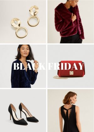 Ma sélection de looks de fête en promotion pour Black Friday - Daphné Moreau - Mode and The City