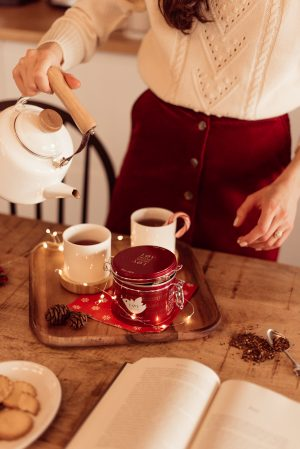 3 infusions idéales pour cocooner en hiver - Daphné Moreau - Mode and The City