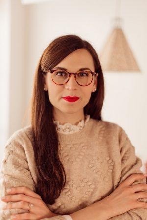 Comment bien choisir ses lunettes de vue ? - Daphné Moreau - Mode and The City