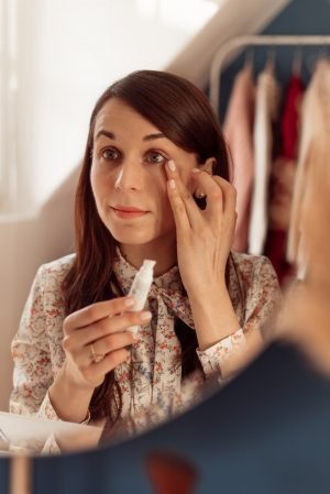 Mes astuces pour prendre soin de son regard - Daphné Moreau - Mode and The City