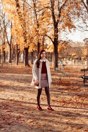Enfin une jupe à la bonne longueur quelle que soit votre taille ! - Daphné Moreau - Mode and The City