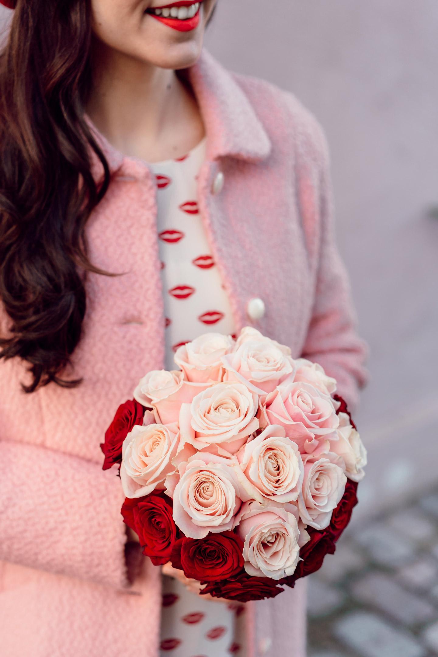 cadeau de Saint Valentin pour le branchement rencontre une femme albanaise