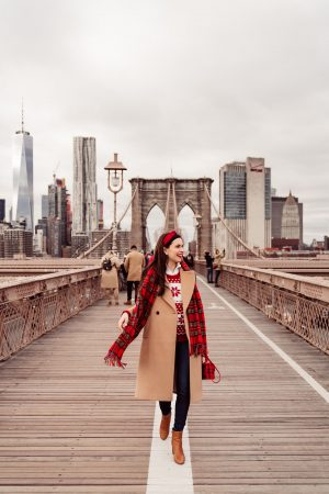 Que faire à New York en hiver ? - Daphné Moreau - Mode and The City