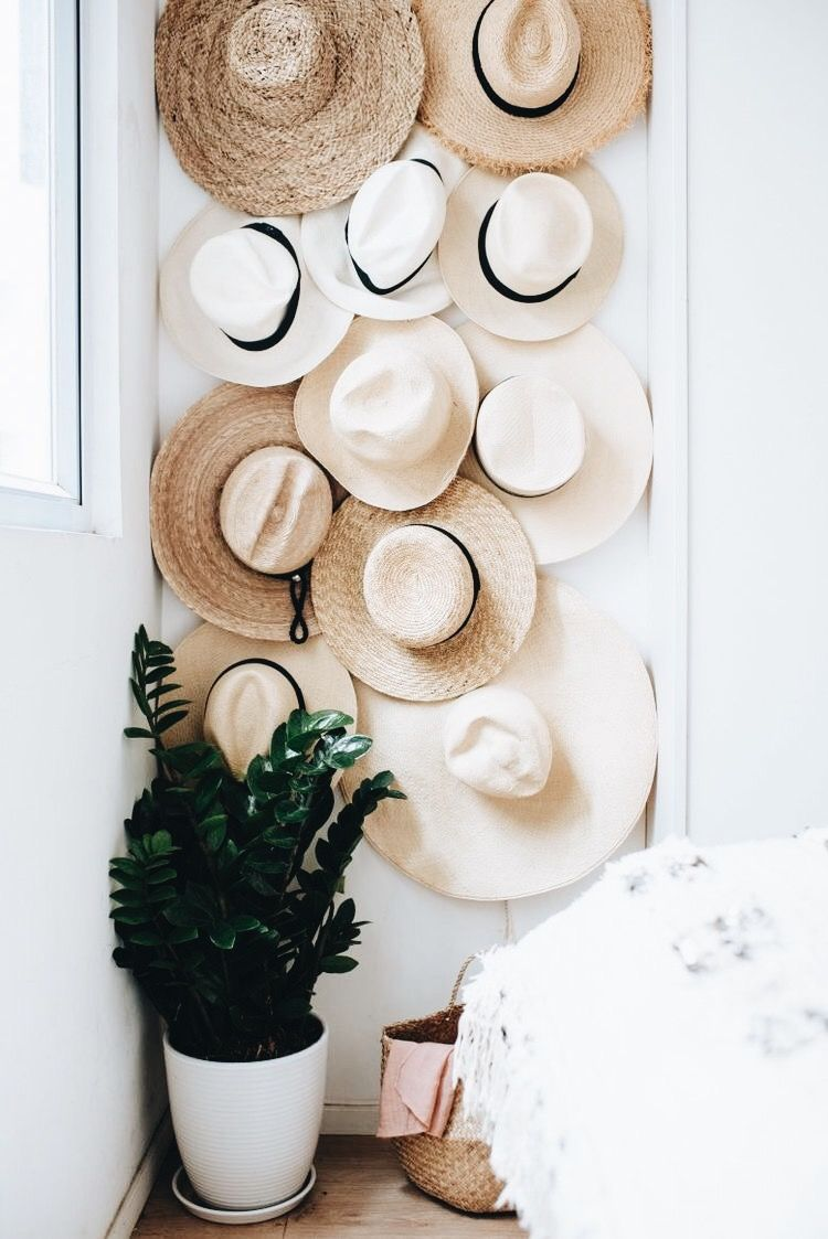 inspiration-chapeaux-mur-pinterest