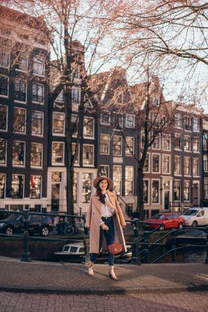 Que faire à Amsterdam pour un long week-end ? - Daphné Moreau - Mode and The City