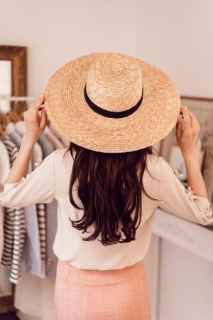 20 chapeaux parfaits pour l'été - Daphné Moreau - Mode and The City