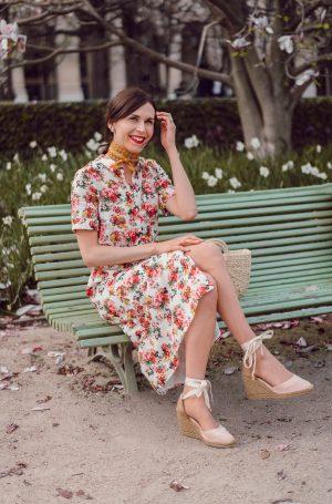 Les chaussures à talons parfaites à porter au printemps et en été - Daphné Moreau - Mode and The City
