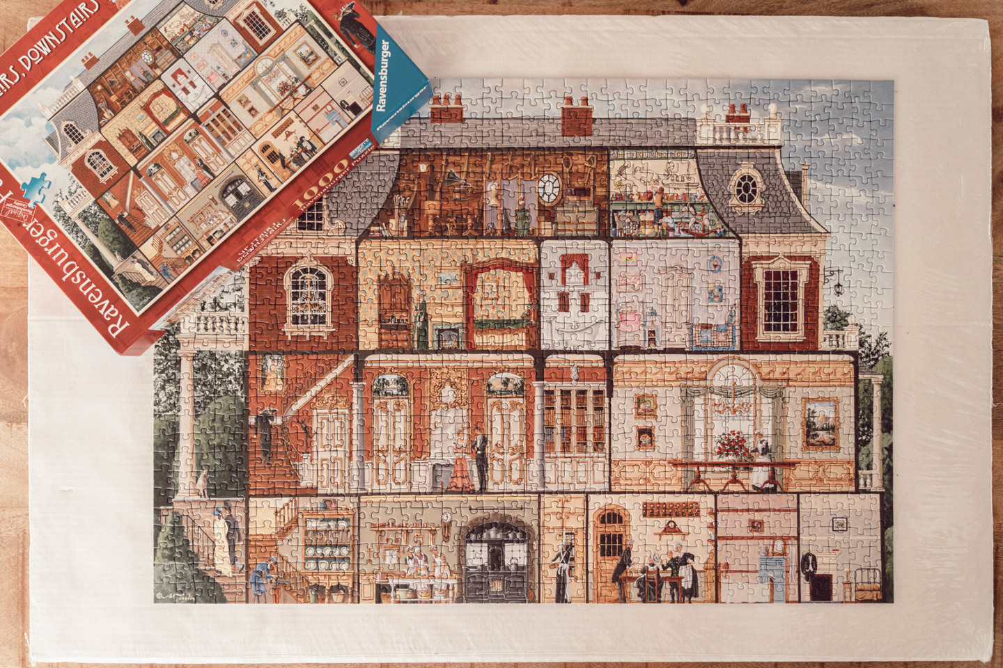 puzzle-ravensburger-upstairs-downstairs