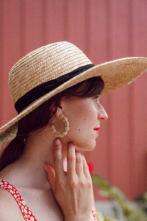 Les boucles d'oreilles que j'adore porter au quotidien et pour les occasions - Daphné Moreau - Mode and The City