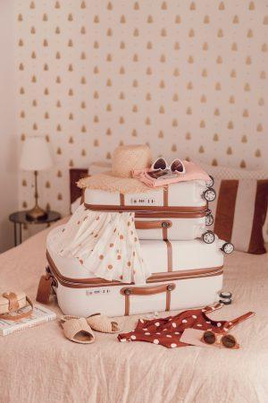 Toutes mes astuces pour bien faire sa valise - Daphné Moreau - Mode and The City