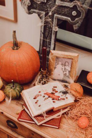Je vous raconte notre soirée d'Halloween (déco, food, costumes…) - Daphné Moreau - Mode and The City