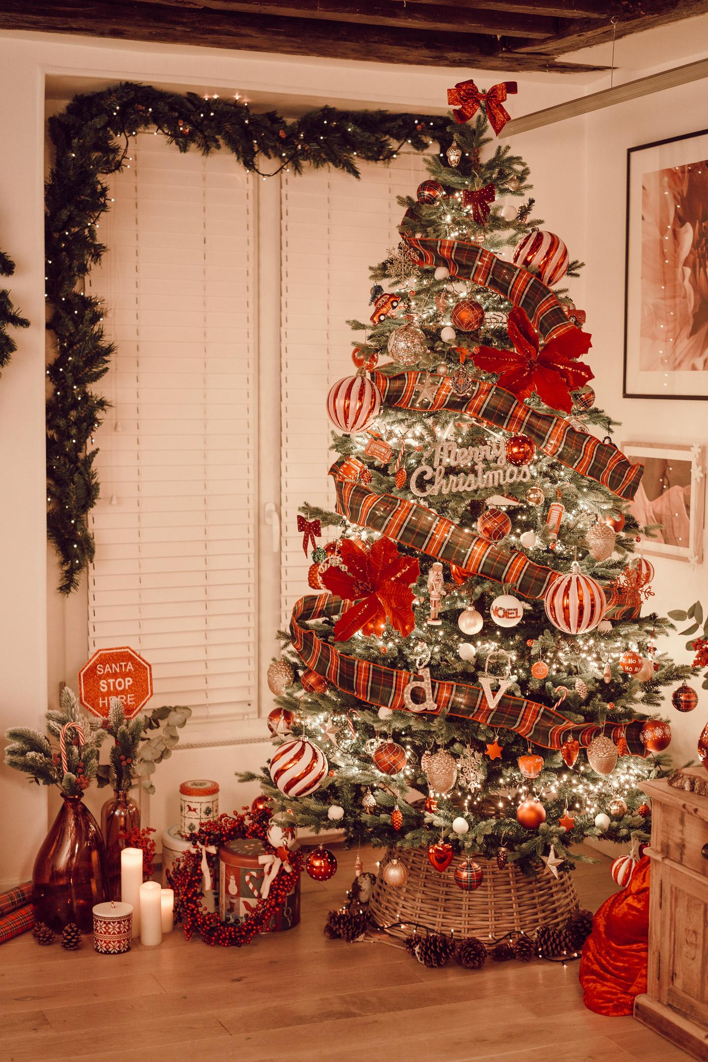 Sapin De Noel Decoration Traditionnelle mes astuces pour créer un sapin de noël digne d'un film