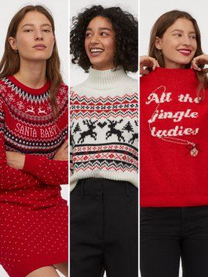 Ma sélection des meilleurs pulls de Noël pour toute la famille ! - Daphné Moreau - Mode and The City
