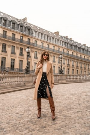 Comment je porte mes jupes et robes en hiver sans avoir froid - Daphné Moreau - Mode and The City