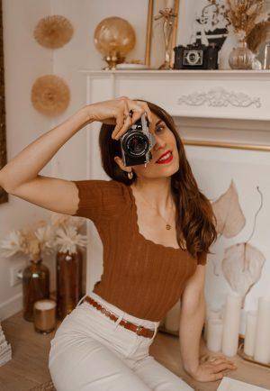 Pourquoi nous shootons à l'argentique et avec quel matériel - Daphné Moreau - Mode and The City