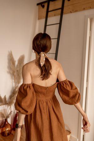Ma nouvelle passion pour le lin ! - Daphné Moreau - Mode and The City