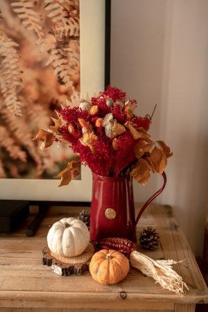 Voici comment j'ai décoré notre nouvel appartement pour l'automne ! - Daphné Moreau - Mode and The City