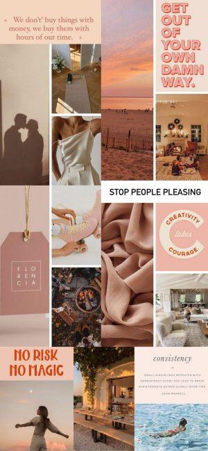Mon vision board pour 2021 & mes astuces pour faire le vôtre ! - Daphné Moreau - Mode and The City