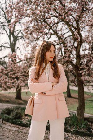 Cette couleur que j'adore porter au printemps 🌸 (+sélection) - Daphné Moreau - Mode and The City