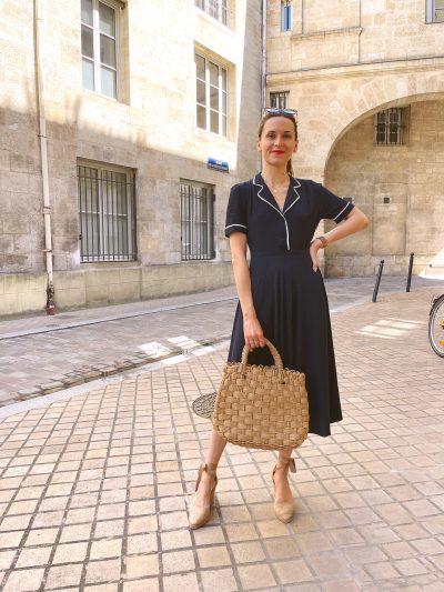 Daphné Moreau - Mode and The City