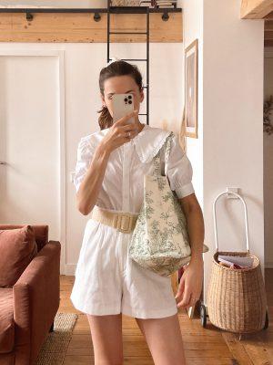 Les 10 basiques essentiels à mon dressing d'été - Daphné Moreau - Mode and The City
